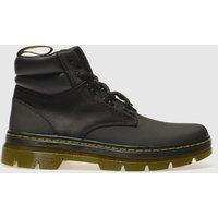 Dr Martens Black Rakim Ajax Boots