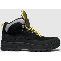 Tommy Hilfiger Black Expedition Boot Trainers