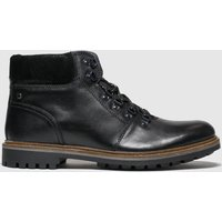 Base London Black Fawn Boots
