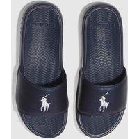 Polo Ralph Lauren Navy Rodwell Sandals