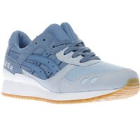 asics blue gel-lyte iii trainers