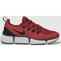 Nike-Red-Pocket-Fly-Dm-Trainers