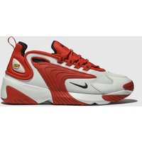 Nike-White-and-Red-Zoom-2k-Trainers