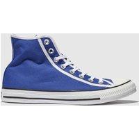 Converse-Blue-Chuck-Taylor-All-Star-Hi-Trainers