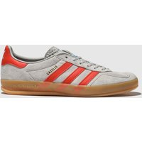 Adidas Grey Gazelle Indoor Trainers
