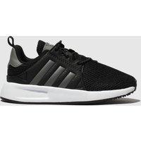 Adidas Black & Grey X_plr Trainers Toddler