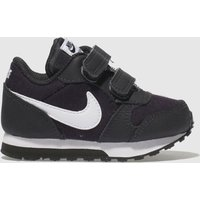 Nike Navy Md Runner 2 Trainers Toddler