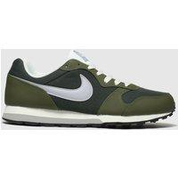 Nike Khaki Md Runner 2 Trainers Youth