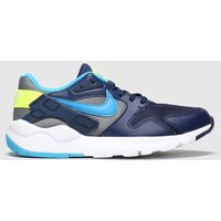 Nike Navy & Grey Ld Victory Trainers Youth