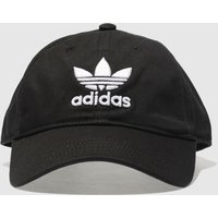 Adidas Black & White Trefoil