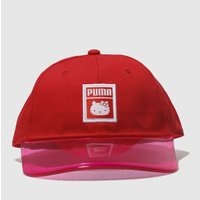 Puma Red Hello Kitty Cap