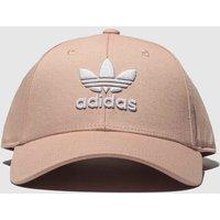 Adidas Pale Pink Baseball Class Trefoil