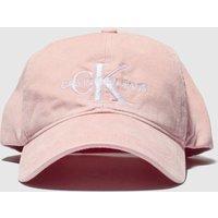 Accessories Calvin Klein Pink Jeans Monogram