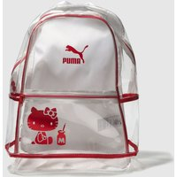 Puma Clear Hello Kitty Backpack