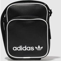 Adidas Black Mini Bag Vintage