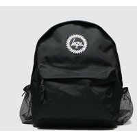 Accessories Hype Black Backpack With Bottle Holder