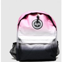 Accessories Hype Pink & Black Backpack With Bottle Holder