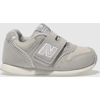 New Balance Grey 996 Trainers Toddler