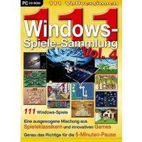 111 Windows-Spiele-Sammlung Vol.4