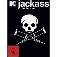Jackass Box Set - Vol. 1-3 (OmU) (4 DVDs)
