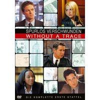 Without a Trace - Staffel 1 (4DVDs) Spurlos verschwunden