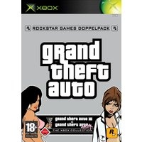 Rockstar Games Double Pack: Grand Theft Auto [GTA 3 + Vice City]