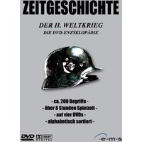 Zweite Weltkrieg, Der-Enzyklopädie (4 DVDïs)