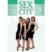 Sex and the City - Season 3 - Episode 7-12 [Single Edition]