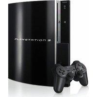 Sony PlayStation 3 40 GB [Chasis B] negro