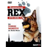 Kommissar Rex - DVD-Box 1 (4 DVD's)