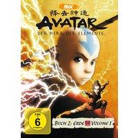 Avatar - Der Herr der Elemente - Buch 2: Erde Volume 1