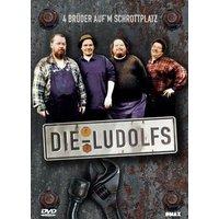 Die Ludolfs - 4 Brüder auf'm Schrottplatz (3DVD-Box) Staffel 1