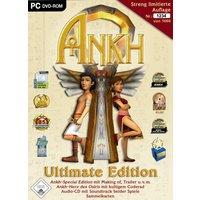 Ankh Ultimate Edition (Ankh 1 Special Editions & Ankh 2: Herz des Osiris & Audio-CD & Sammelkarten)