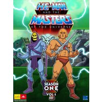 He-Man and the Masters of the Universe Vol. 1 (Episode 1-33)