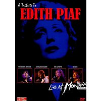 Various - A Tribute to Edith Piaf - Live at Montreux 2004