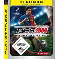 Pro Evolution Soccer 2009 [Platinum]
