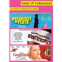 Best Of Hollywood: 3 Movie Collection 21: Breakfast on Pluto / Happy Endings / Das Gegenteil von Sex