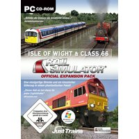 Rail Simulator Expansion Pack: Isle of Wight & Class 66