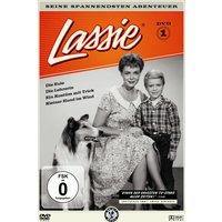Lassie - DVD 1 Seine spannendsten Abenteuer