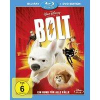 Bolt - Ein Hund für alle Fälle (BR+DVD Edition)