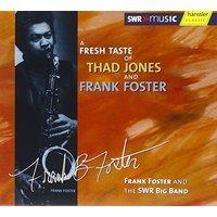 Frank Foster - A Fresh Taste of Thad Jones