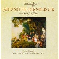 Theuns - Johann Philipp Kirnberger: Flötensonaten