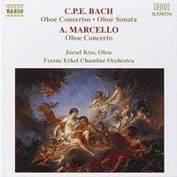 Kiss - Bach Carl Philipp Emanuel / Marcello Oboenkon