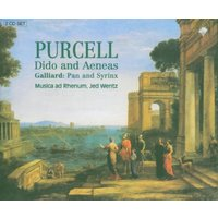 Various - Purcell - Dido and Aeneas / Galliard - Pan and Syrinx / Purcell - The Masque of Cupid and Bacchus (from 'Timon of Athens)