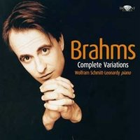 Wolfram Schmitt-Leonardy - Brahms: Complete Variations
