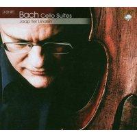 Jaap Ter Linden - Bach: Cello Solo Suites