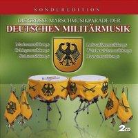 Various - Die Grosse Marschmusikparade der Dt.Militärmusik