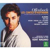 Roberto Alagna - Offenbach - Les Contes d'Hoffmann / Nagano, Opéra National de Lyon