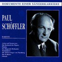 Paul Schöffler - Zum 100. Geburtstag von Paul Schöffler