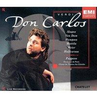 Roberto Alagna - Verdi: Don Carlos (Gesamtaufnahme) (franz.) (Aufnahme Paris März 1996)